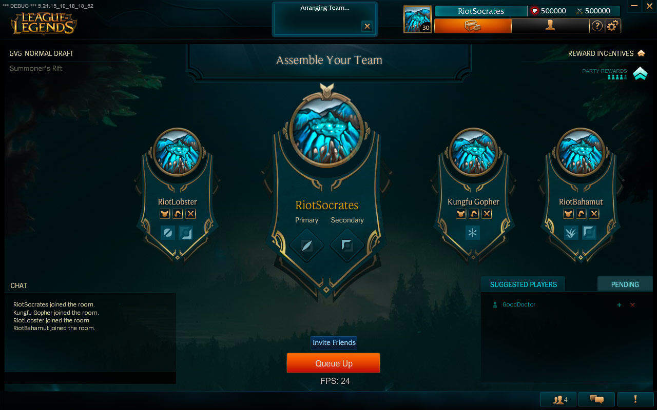 essayer ce site lol Download and install league of legends for the north america server play for  free today.