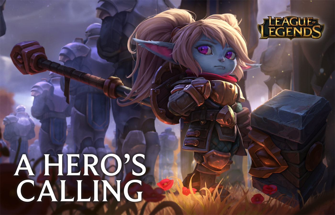 League of Legends - A Hero's Calling