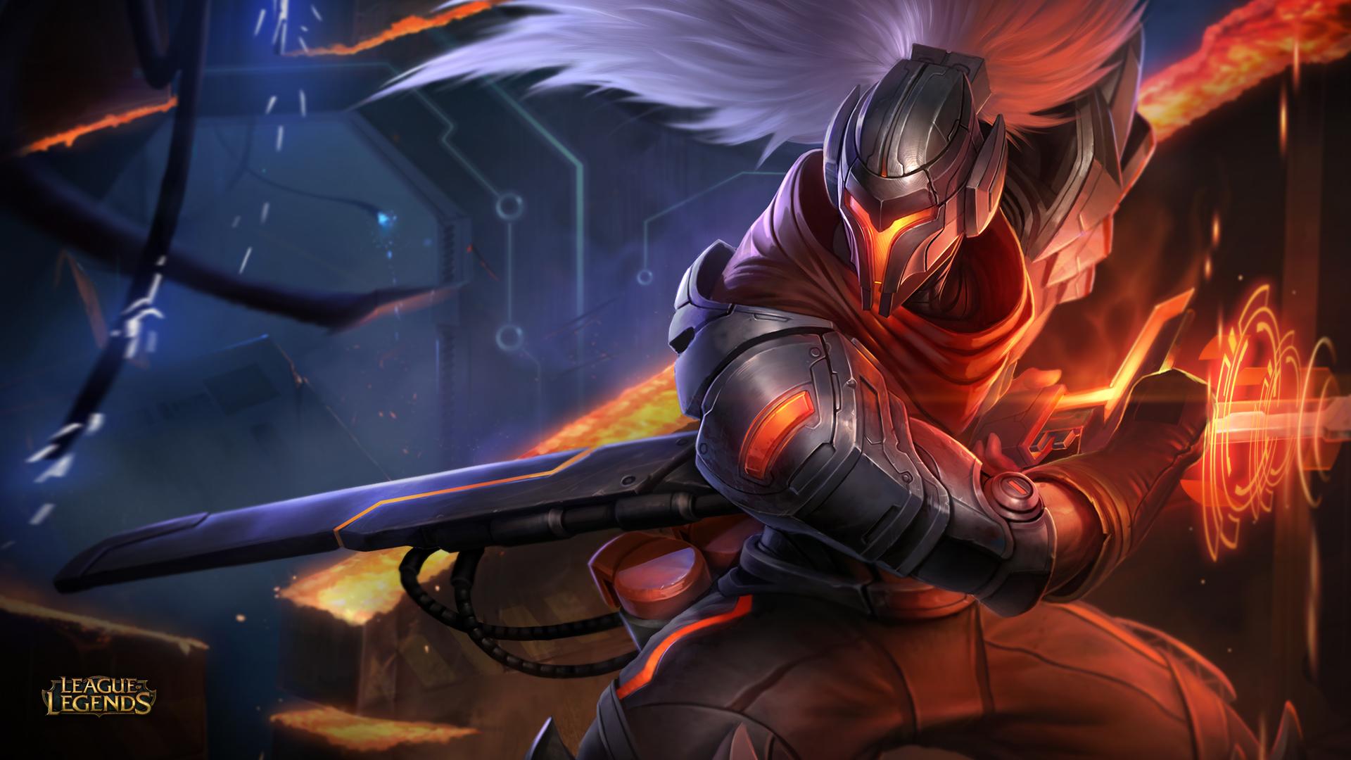 英雄联盟剑圣原计划皮肤头像